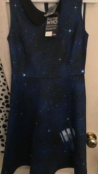 Hot topic doctor who dress.