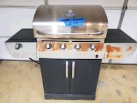 Char broil gas grill, needs burners.