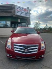 2008 Cadillac CTS Clean title. Waldorf