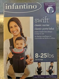 Infantino Swift baby carrier Vaughan, L6A 2M9