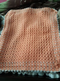 Crochet baby blanket Everett, 02149