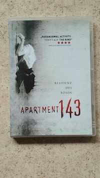 Apartment 143 DVD 6789 km