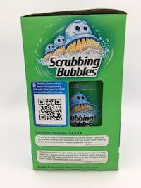 Scrubbing Bubbles Automatic Shower Cleaner Defiance, 43512