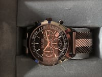 Authentic SO&CO Tribeca 5535 44mm Watch Annandale, 22003