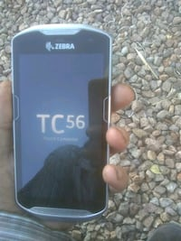 Android Zebra TC56 touch computer ( it's locked bu Henderson