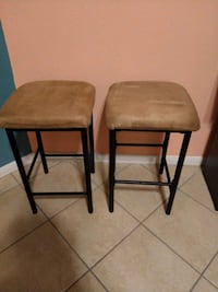 2 stools like new! Spring, 77373