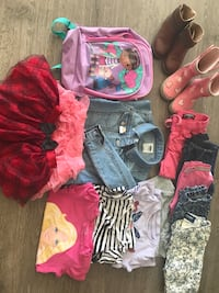 Girl's clothing EUC 4T-5T more items added PRICE REDUCED Calgary, T2E