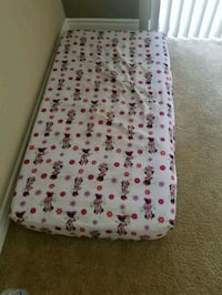 white and pink floral textile Anaheim, 92805