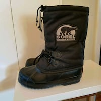 SOREL WATERPROOF ......size 5 Laval, H7S 1L4