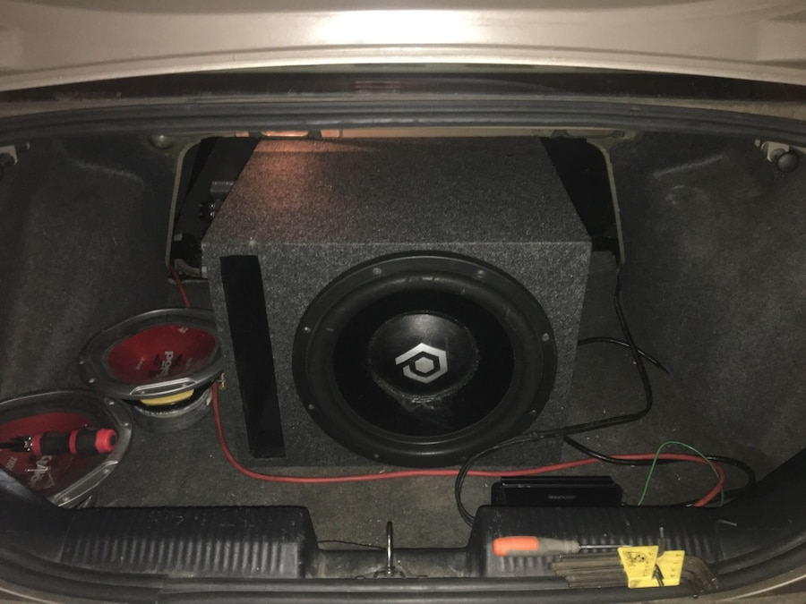 Photo Soundquebed hds3 15 in new ported box