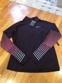 Nike Womens Dri-Fit Running Shirt Toronto, M6P 2S4