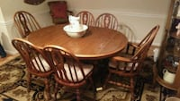Kitchen table and chairs Fredericksburg, 22405