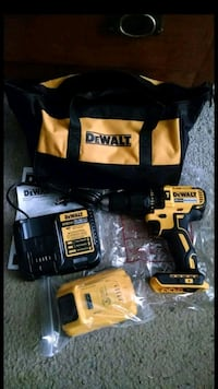 20 volt dewalt  New in box Whitehall