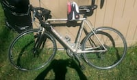 gray and black road bike Silver Spring, 20901