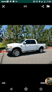 Ford F-150 XLT 2002 SuperCrew 4x4 Arvada, 80004