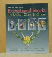 $5 - Exceptional Works in Metal Clay and Glass by Mary Ann Devos Newmarket