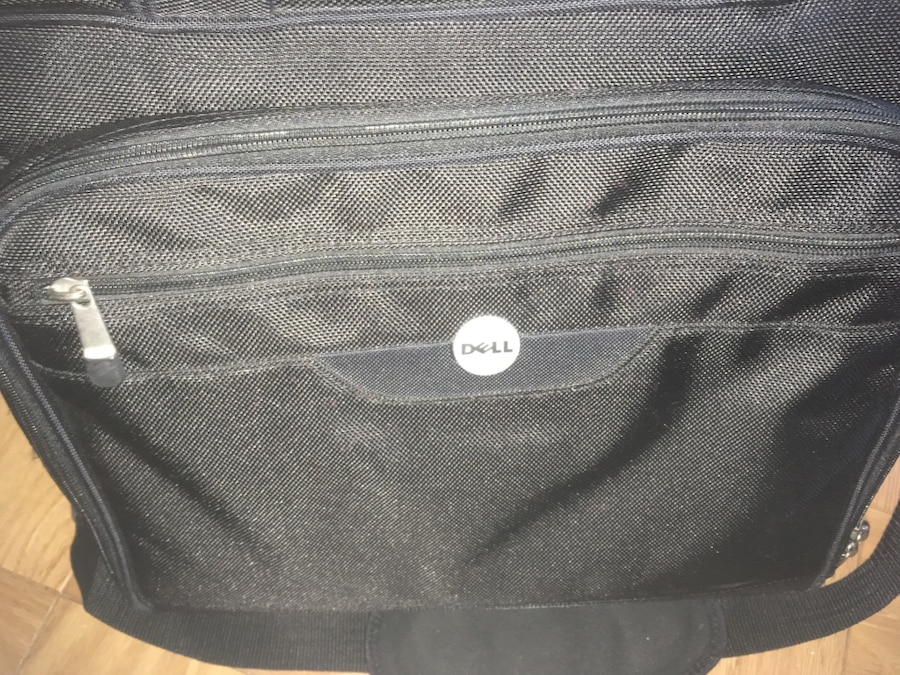 Black Dell Laptop Bag - United States
