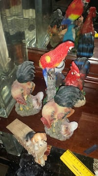 Assorted animal Home Decorations