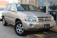 2004 Toyota Highlander for sale Arlington