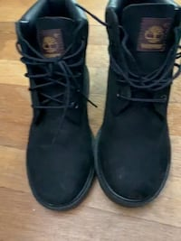 Black Timberlands- Waterproof Baltimore, 21229