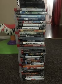 PS3 games with control also for PS3  Kitchener, N2B 2B3