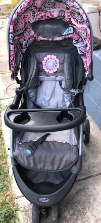 Car seat and stroller $35 obo