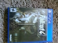 Sony PS4 Fallout 4 case West Melbourne, 32904
