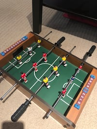 soccer table game London, N6G