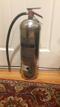 Large Crome fire extinguisher Hendersonville, 37075