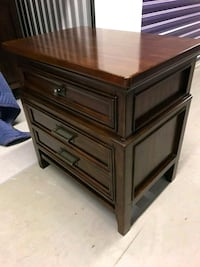 Ashley Furniture Cherrywood Nightstand  Woodbridge, 22192