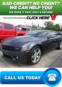 Chevrolet - Camaro - 2011 Lynwood