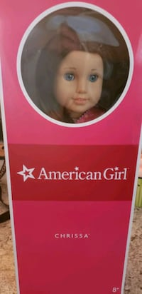 American girl doll Chrissa Wichita, 67205