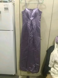 women's purple bridesmaid dress Kent County, 19934