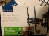 Full motion wall mount Surrey, V3S 1C8
