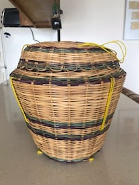Handmade Basket from Tanzania Rockville, 20850