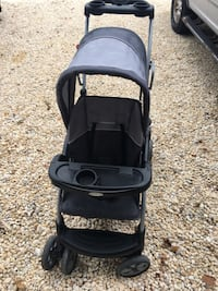 Sit N stand double stroller Lavallette, 08735