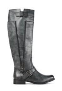 *Brand new* Dark grey boots Waterloo, N2L 3W5