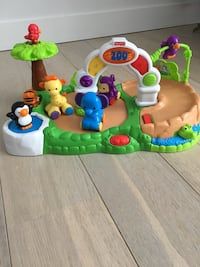 Fisher Price musical zoo Oakville, L6J 2W3