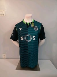 Sporting CP 2018/2020 Jersey Mississauga, L5B 4P5