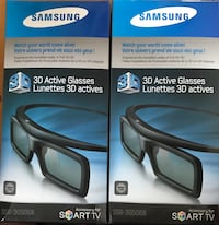 New/Never used Samsung SSG-3050GB 3D Active Glasses - Black Rockville, 20850