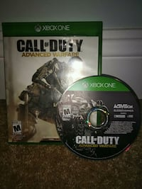 Call Of Duty Advanced Warfare for the Xbox One Clanton, 35045