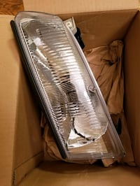 Toyota Camry Replacement Headlight Assembly