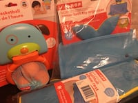 Brand new SKIP HOP MOBY & ZOO accessories Toronto, M9L 1H1