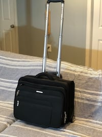 Samsonite Carry-On Luggage Rolling Bag