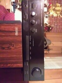 black Sony DVD player with remote Baltimore, 21234