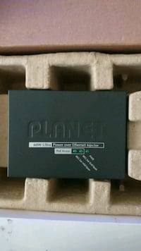 Planet power over ethernet