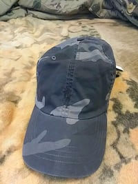 black and gray camouflage cap Roy, 84067