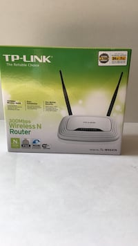 TP-PINK wireless n router box Frederick, 21704
