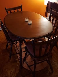 Brown Dining Room Set Alexandria, 22304