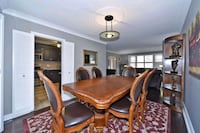 Solid wood dining table Vaughan, L6A